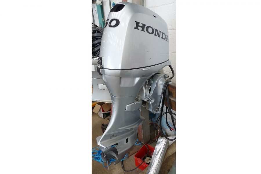 Honda 50HP Long Shaft Outboard