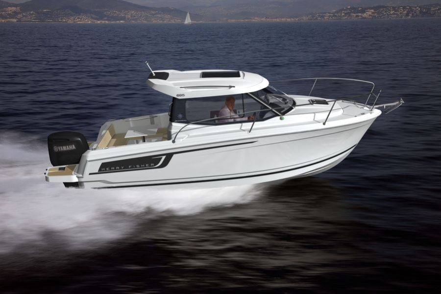 Jeanneau Merry Fisher 695