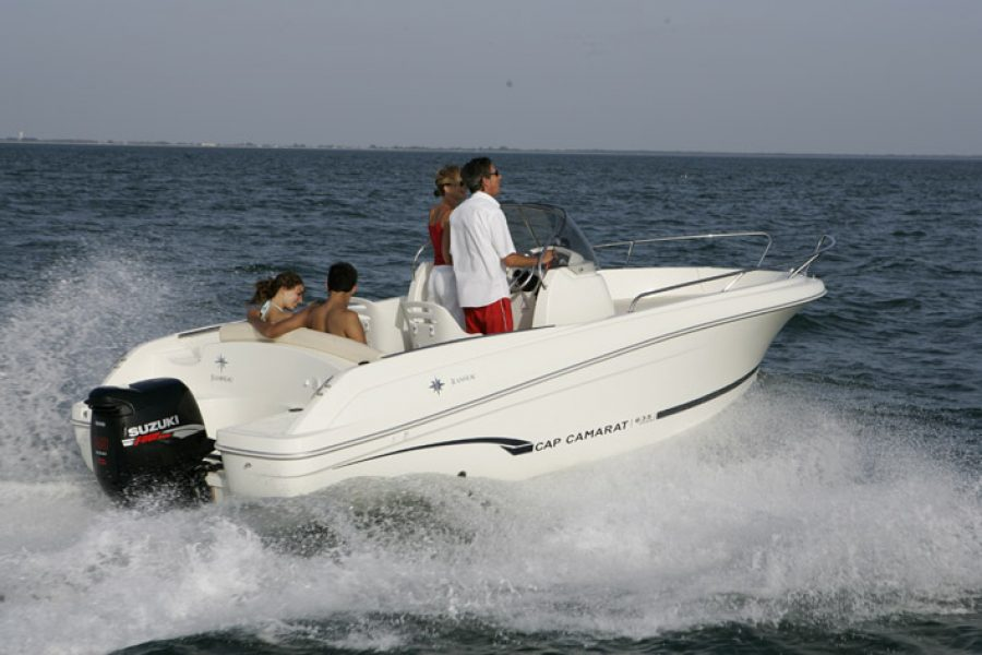 Jeanneau Cap Camarat 6.5 Center Console Series 2