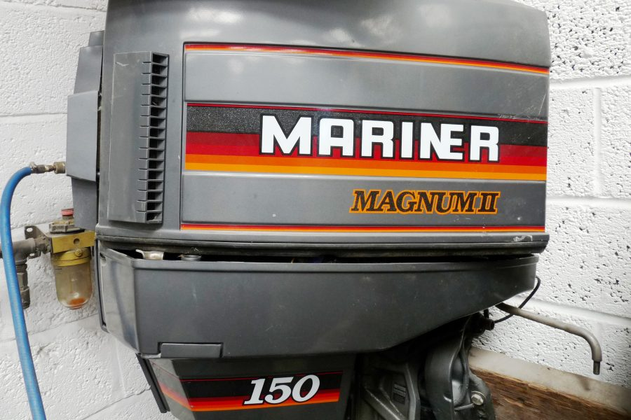Mariner 150HP Long Shaft Outboard