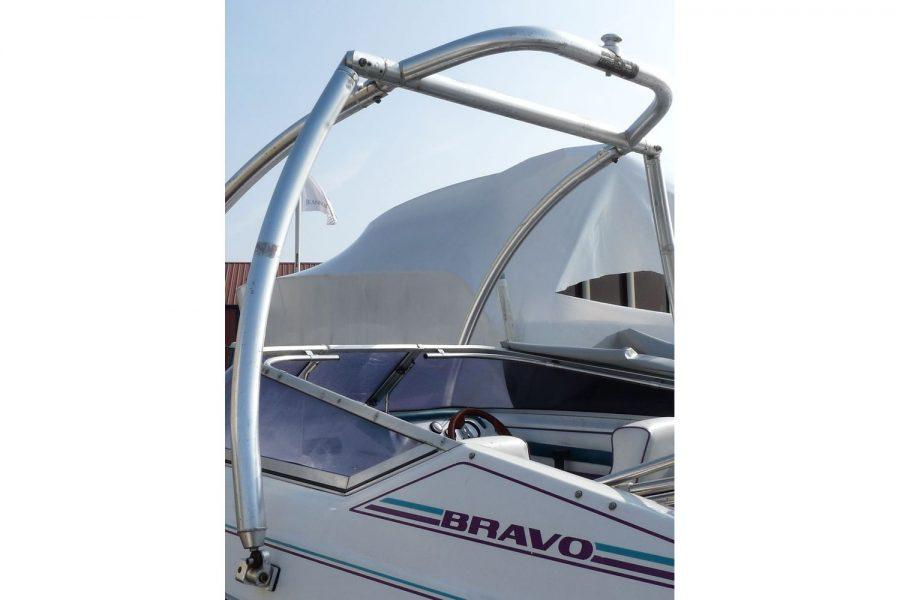 Fletcher Arrowstreak 17 Bravo - ski frame
