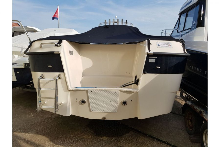 Pro-Fish 660 - aft and cover