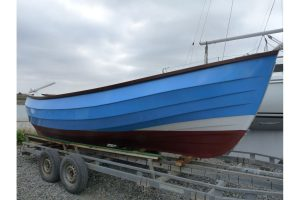 Yorkshire Triton Coble 20ft Launch