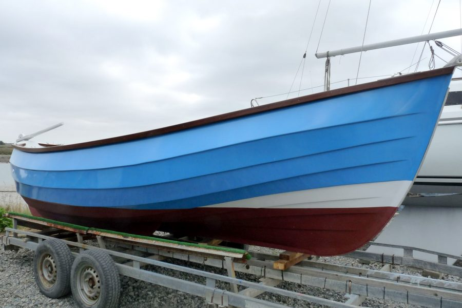 Yorkshire Coble 20ft Launch