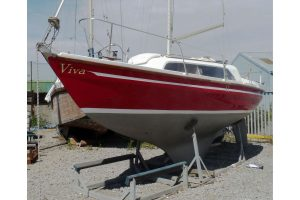Gallion 22 Long Keel