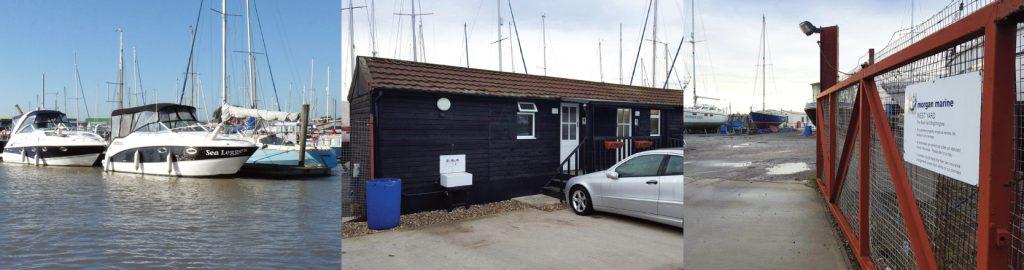Marina and Boat Yards