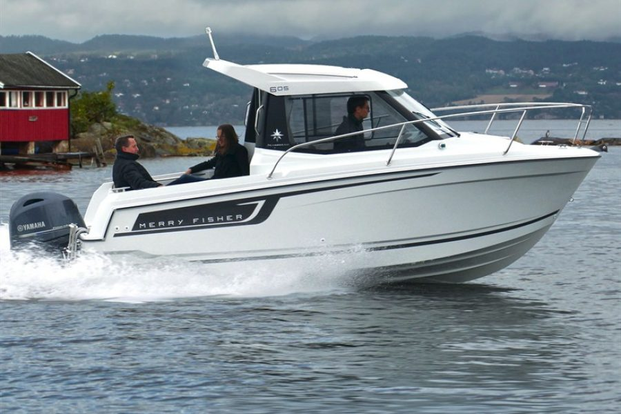 Jeanneau Merry Fisher 605 – Series 2