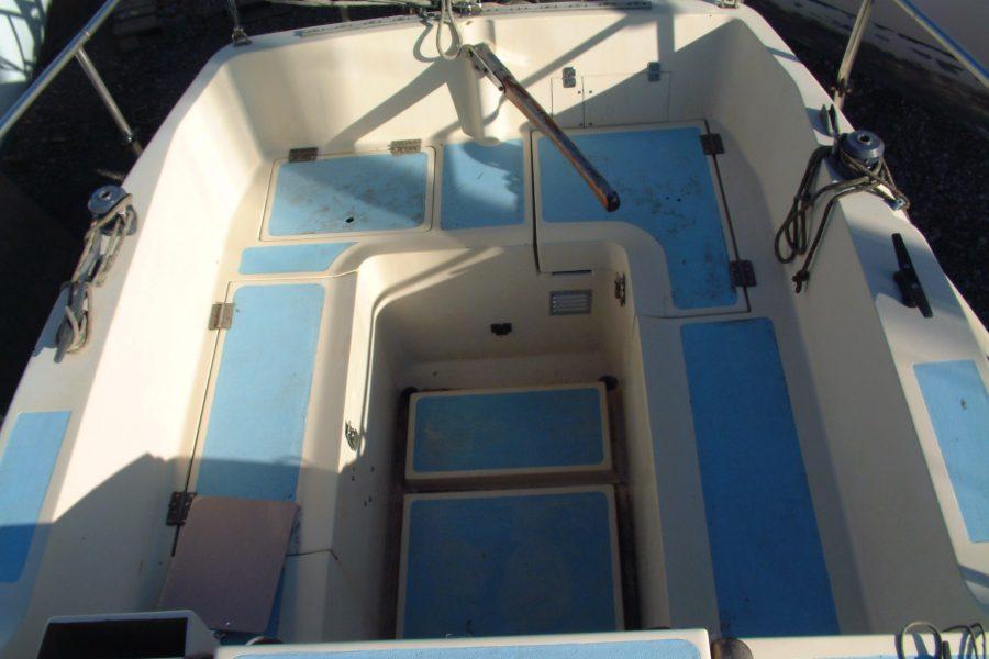 Newbridge Navigator - cockpit