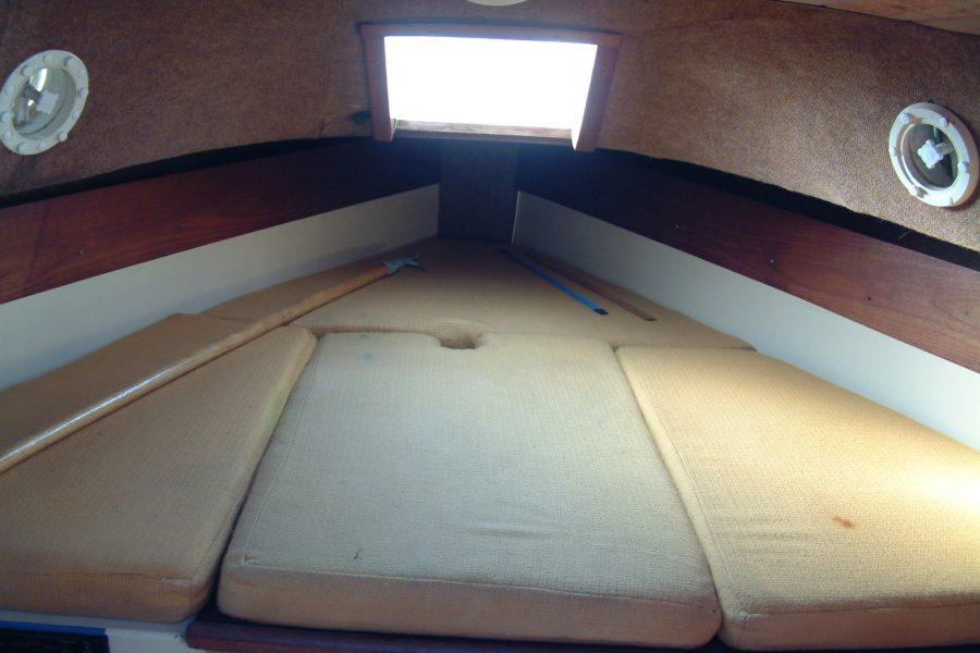 Newbridge Navigator - cabin