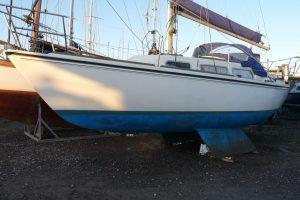 Jaguar 27 sailing yacht