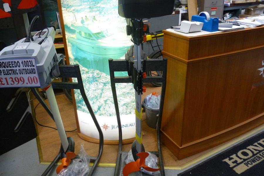 Torqeedo 801L Electric 2HP Outboard