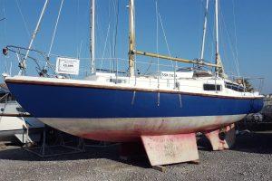 Atlanta Viking 8.5 Bilge Keel Yacht