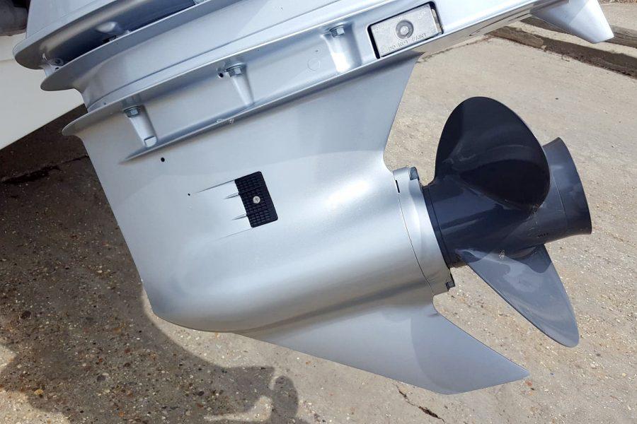 Jeanneau Merry Fisher 795 - Honda 200hp propeller