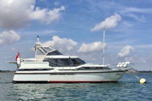 Linssen 382 SCX Diesel Motor Cruiser