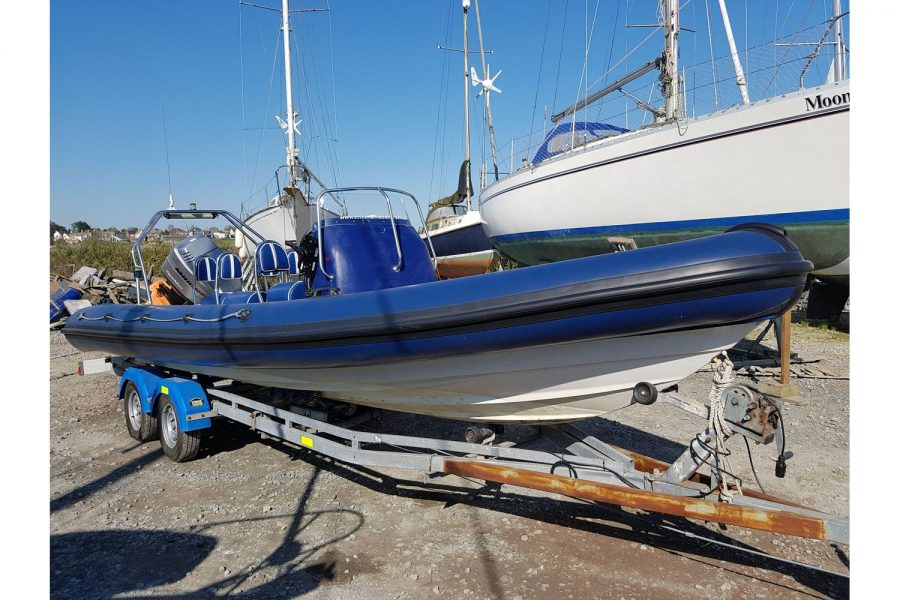 used boats for sales essex