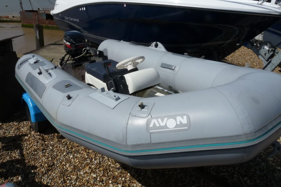 Avon 3 11 RIB   boats for sale   Morgan Marine