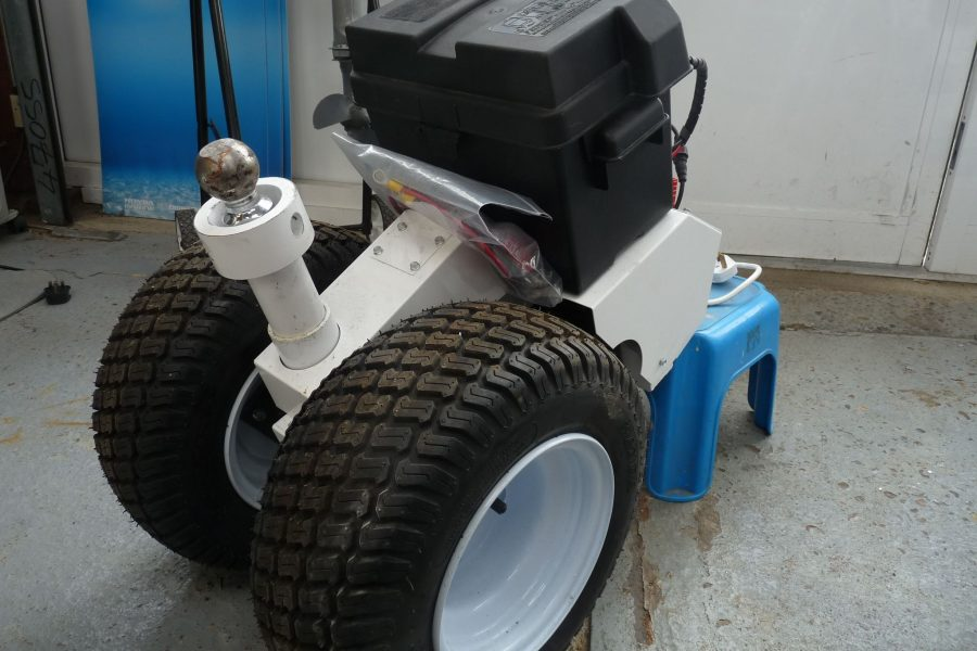 Parkit 360 Force – Electric Trailer Dolly