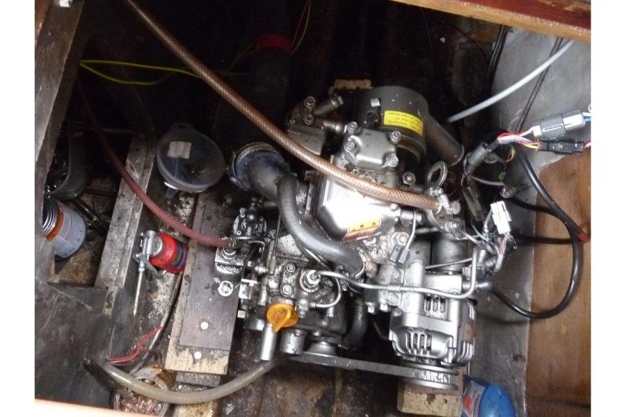 Swinranger Motorsailer - Yanmar diesel inboard engine