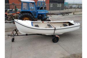 16ft Orkney Longliner Open Boat