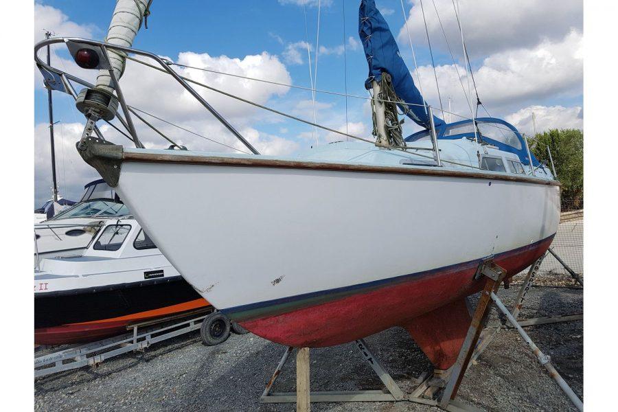 Sabfre 27 - port side
