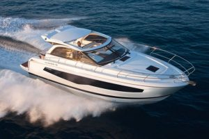Jeanneau Leader 40 – with £100K extras