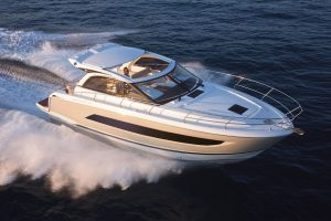 Jeanneau Leader 40 – 2019 model with £100K extras