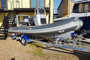 Highfield Ocean Master 540 DL RIB