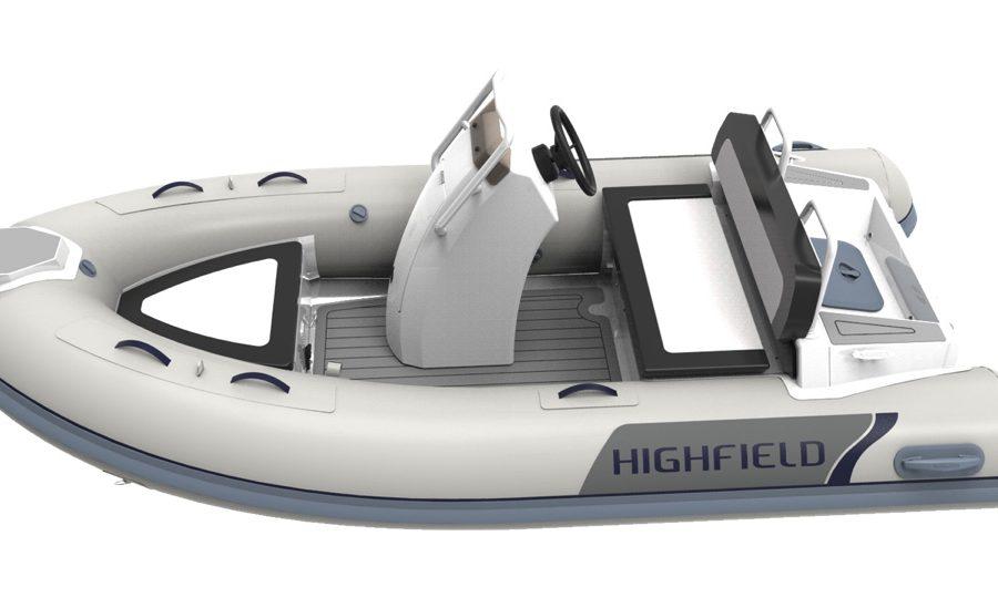 Highfield DL 420 RIB