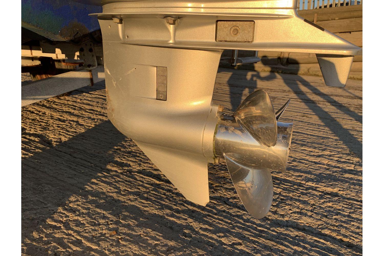 Ocqueteau 6.15 - Honda 75 propeller