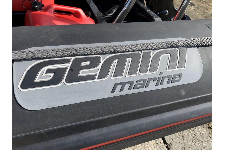 Gemini Waverider 600 RIB - Gemini
