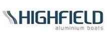 Highfield aluminium boats - logo