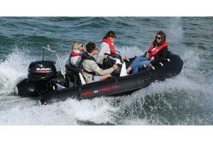 Excel Virago 350 Aluminium Hull RIB