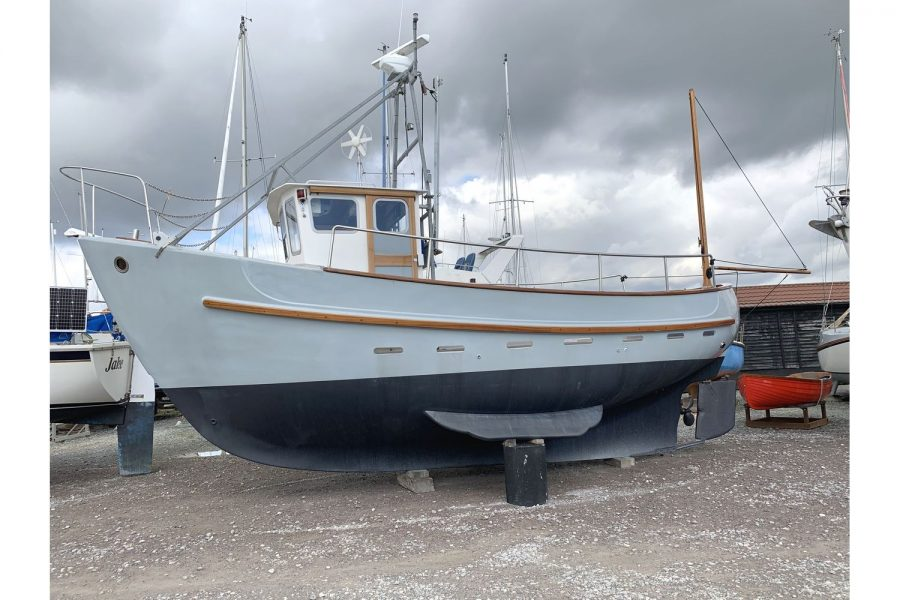 Freeward 30 - fishing boat