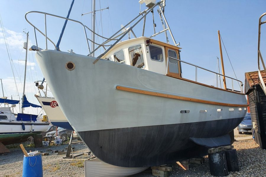 Freeward 30 - fishing boat for sale
