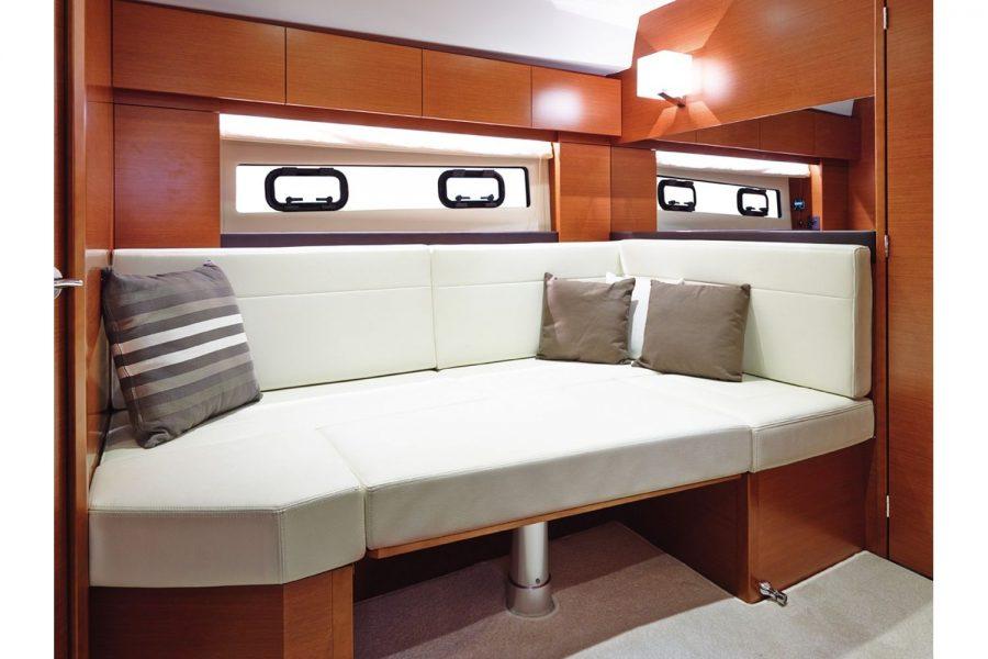 Jeanneau Leader 40 - cabin