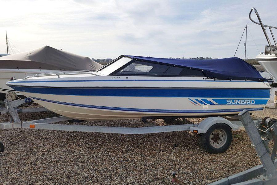 Sunbird SPL 171 - with tonneau