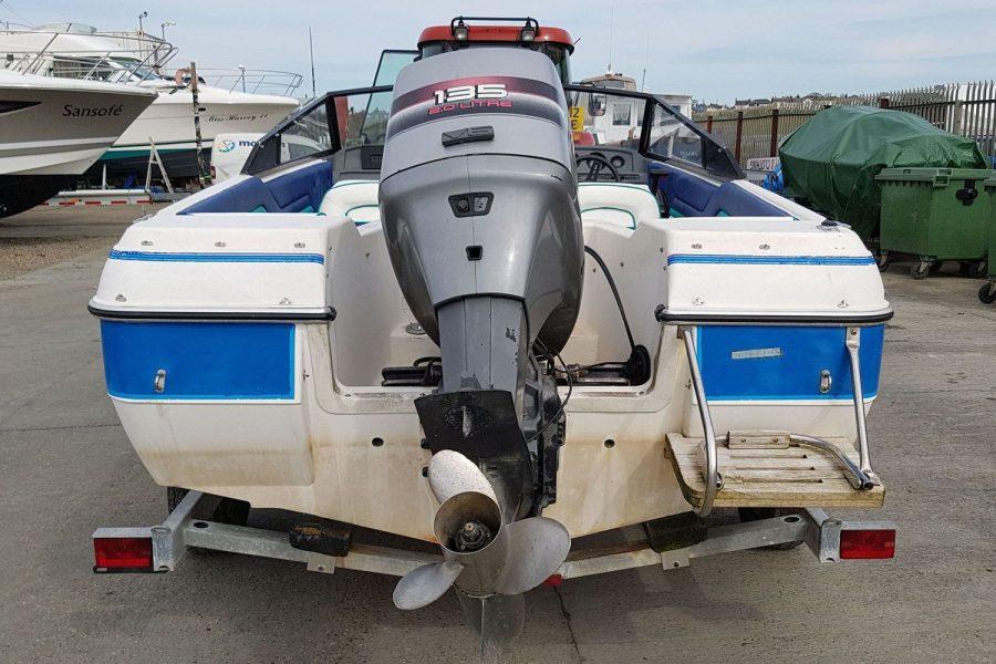Sunbird SPL 171 - Mariner 135hp outboard