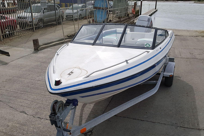 Sunbird SPL 171 - closed bow