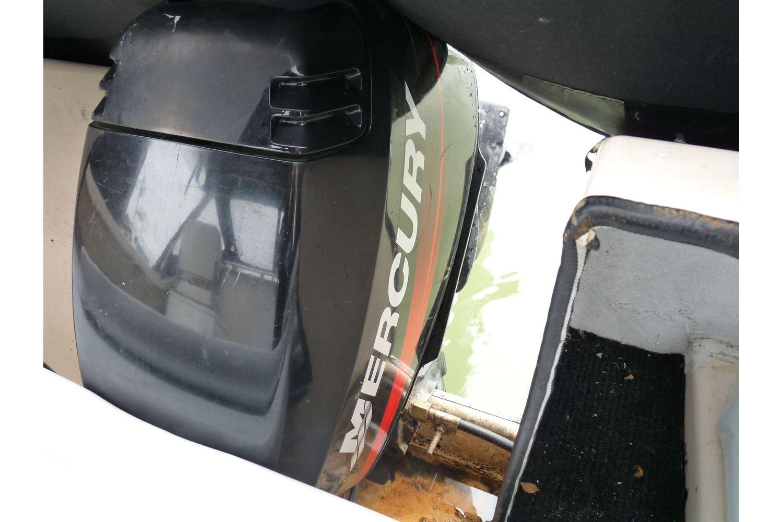 Shetland 640 - Mercury 40hp outboard