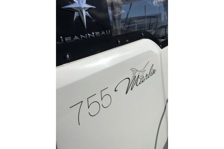 Jeanneau Merry Fisher 755 Marlin - logo