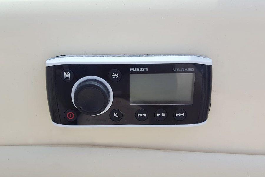 Fletcher Arrowflash 15 GTO - Fusion audio