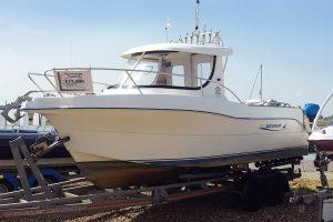 Quicksilver 640 Fisherman