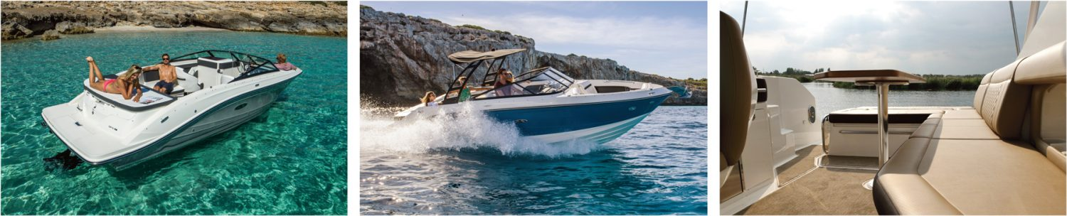 Sea Ray Sports Boat Dealers lifestyle