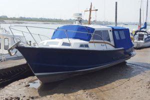 Aquabell 27 cruiser