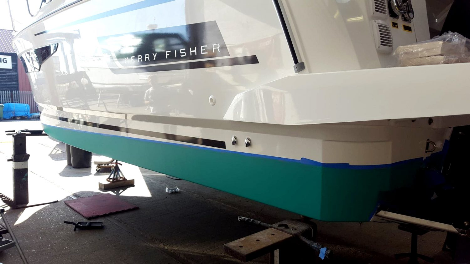 Gelshield 200 Merry Fisher