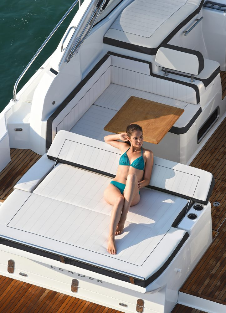 New for 2020: Jeanneau Leader 36