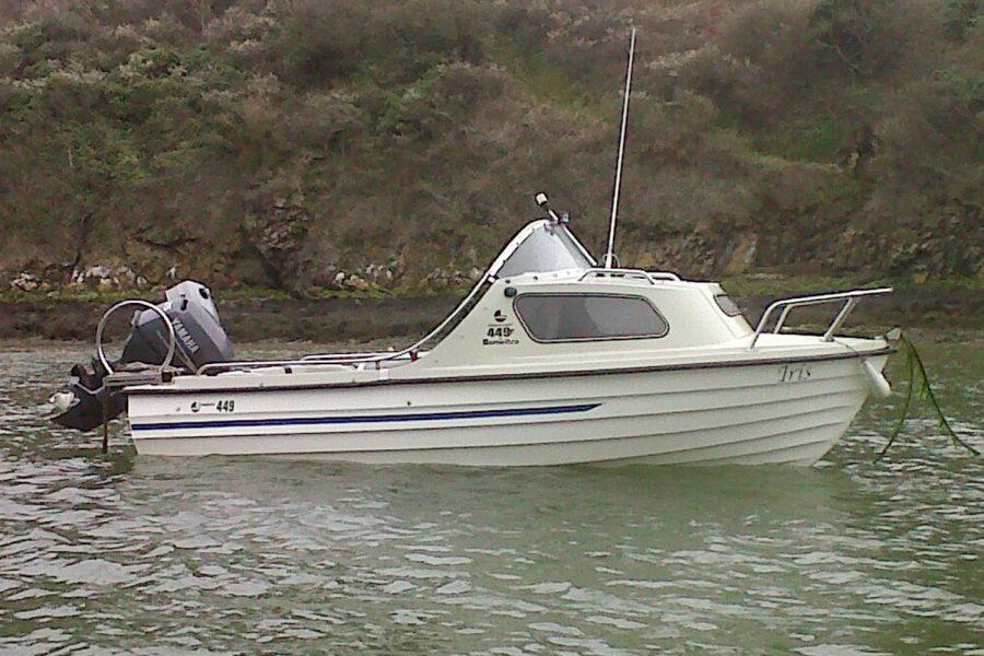 Bonwitco 449c Cabin Cruiser