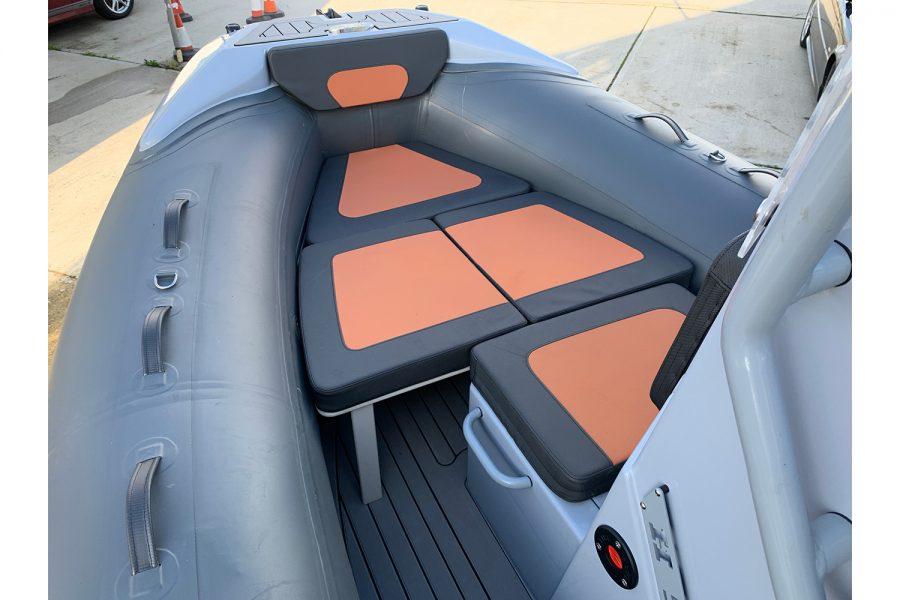 Highfield H54 RIB sun mats