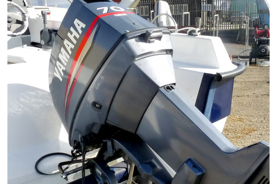 Kingfisher 180S Fast Fisherman - Yamaha outboard