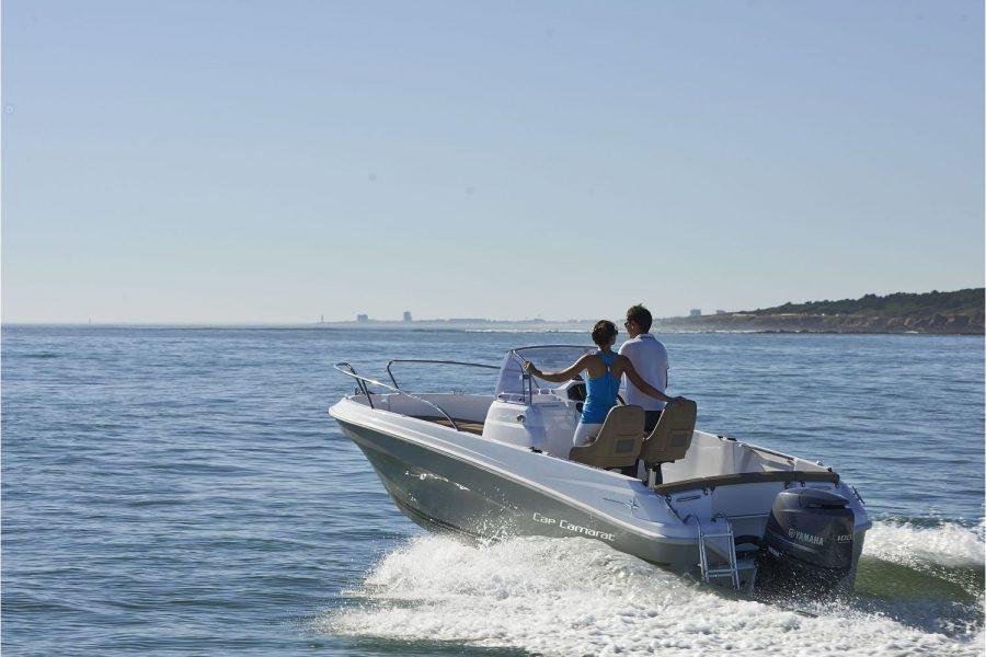 Jeanneau Cap Camarat 5.5 CC - sports boat
